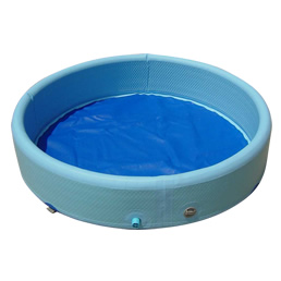 Round Inflatable Decon Pools