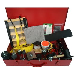 "Series ""A"" Universal Hazardous Materials Response Kit from Edwards and Cromwell"