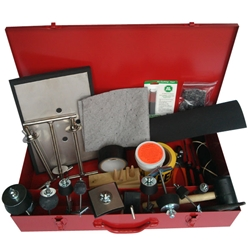 "Series ""E"" Universal Hazardous Materials Response Kit from Edwards and Cromwell"