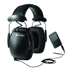 Sync Stereo Noise-Blocking Earmuff from Howard Leight by Honeywell