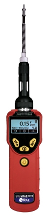 UltraRAE 3000 PID Gas Detector from RAE Systems by Honeywell