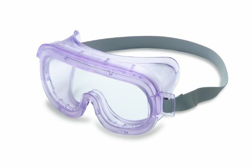 OTG Anti-Fog Safety Goggles from Uvex by Honeywell