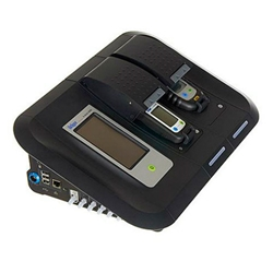 X-dock 6300/6600 Bump Test & Calibration Station from Draeger