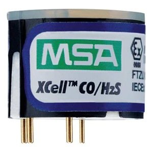 XCell CO/H2S Duo-Tox Sensor for ALTAIR 4X & 5X from MSA