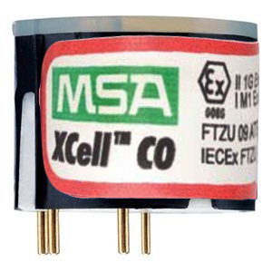 XCell CO-HC Sensor Sensor for ALTAIR 5X from MSA