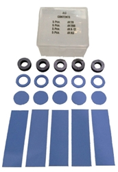 AFGS- Chlorine Institute Emergency Kit-A Fiber Gasket Set from Indian Springs