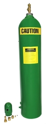 "Chlorine Training Cylinder for Emergency Kit ""A"" from Indian Springs"