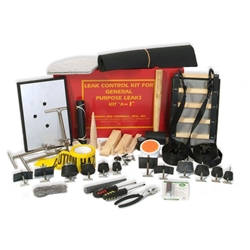 "Series ""A-1"" Leak Control Kit w/ Offset T-Patches from Edwards and Cromwell"