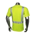 Green Hydrowick Safety T-shirt - LHV-TS-P