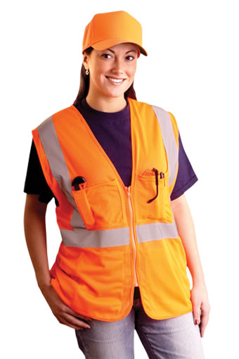 Classic Mesh Surveyor Vest from Occunomix
