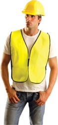 Value Solid Safety Vest from Occunomix