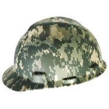 V-Gard Camouflage Hard Hat from MSA