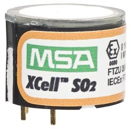 XCell Sulfur Dioxide (SO2) Sensor for Altair 5X from MSA