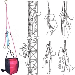 Emergency Rescue Bag System 300ft from MSA