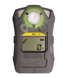 Altair 2X Single Gas Detector from MSA
