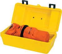 Single Unit Carrying Case for TransAire Escape Respirator from MSA