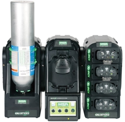 Galaxy GX2 Automated Test System for MSA Altair Gas Detectors