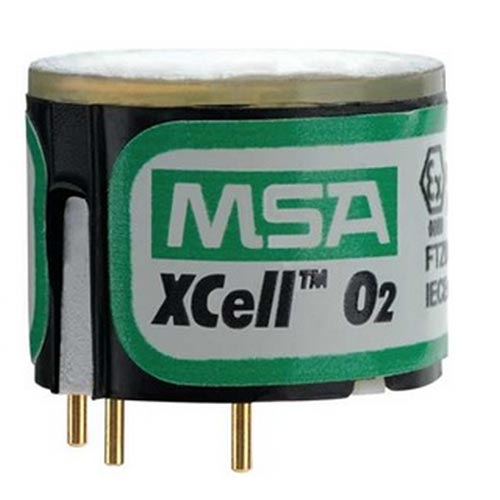 XCell Oxygen (O2) Sensor for ALTAIR 4X & 5X from MSA