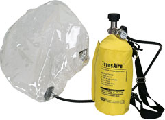 TransAire 5 Escape Respirator from MSA