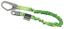Manyard 2 Stretchable Shock-Absorbing Lanyard Rebar Hook from Miller by Honeywell