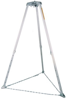 Miller 7' High Strength Aluminum Tripod