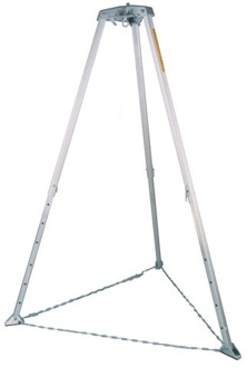 Miller 9' High Strength Aluminum Tripod
