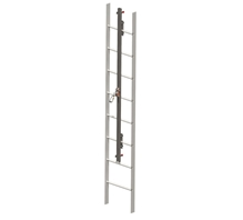 Miller Glideloc Vertical Height Access Ladder System Kit from Miller by Honeywell