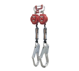 Miller Twin Turbo Fall Protection System with G2 Connector from Miller by Honeywell