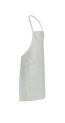 Tyvek 400 Bib Apron w/ Neck Loop & Waist Ties