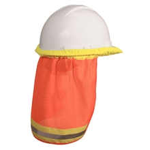 Hi-Viz Hard Hat Neck Shade from Radians
