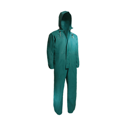 Chemtex Coverall w/ Attached Hood and Inner Cuffs 71022-S, 71022-M, 71022-L, 71022-XL
