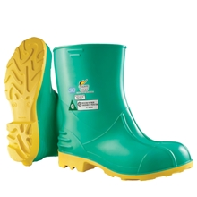 "Hazmax EZ-Fit 11"" Boot w/ Steel Toe and Steel Shank 87015-S, 87015-M, 87015-L, 87015-XL"