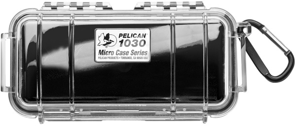 Pelican 1030 Case with Liner from Pelican