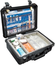 Pelican 1500EMS Protector Case w/ EMS Organizer from Pelican