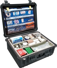 Pelican 1550EMS Protector Case w/ EMS Organizer from Pelican