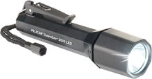 Pelican SabreLite 2010C Recoil LED Flashlight 2010C-BK, 2010C-YE