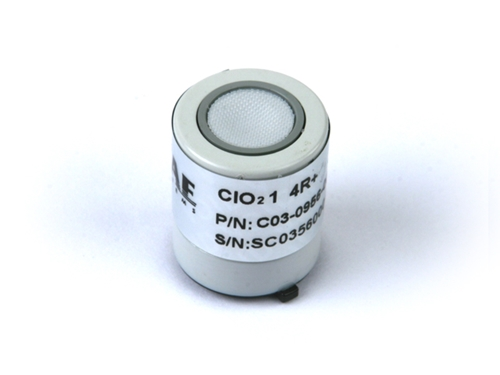 Chlorine Dioxide (ClO2) Sensor for MultiRAE, AreaRAE & ToxiRAE Pro from RAE Systems by Honeywell