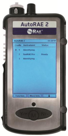 AutoRAE 2 Controller from RAE Systems by Honeywell