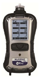 MultiRAE Pro PID Gas Detector, PGM-6248 from RAE Systems by Honeywell