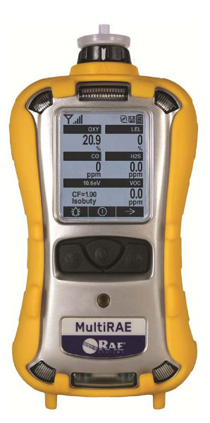 MultiRAE PID Multi-Gas Detector, PGM-6228  from RAE Systems by Honeywell