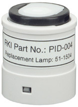 10.6 eV Lamp PID Sensor for GX-6000 (0 - 50,000 ppb VOC) from RKI Instruments