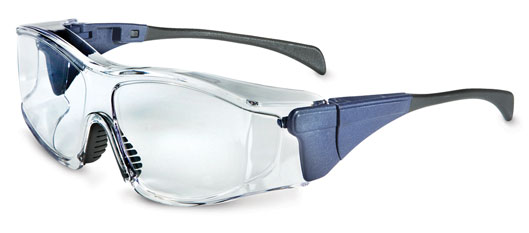 Ambient OTG Safety Glasses from Uvex by Honeywell
