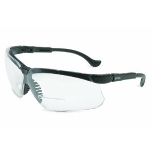 Genesis Reading Magnifiers Safety Glasses from Uvex by Honeywell