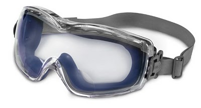 Stealth Reading Magnifier Safety Glasses from Uvex by Honeywell