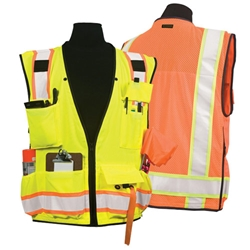 Professional Surveyors Vest from ML Kishigo