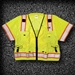 Professional Class 3 Surveyors Vest from ML Kishigo