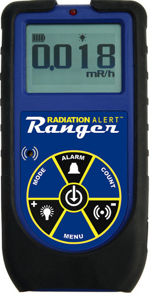 Radiation Alert Ranger Radiation Survey Meter from S.E. International