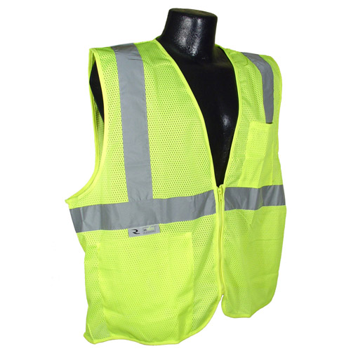 Economy Fire Retardant (FR) Safety Vest, Class 2 from Radians