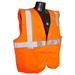Economy Class 2 Safety Vest With Zipper