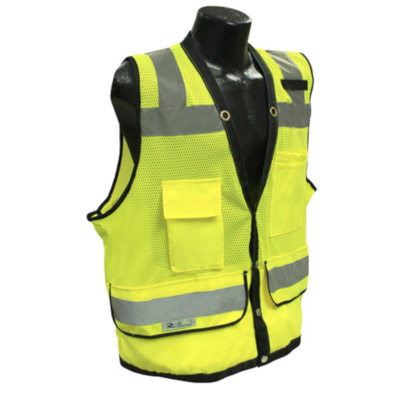 Heavy Duty Surveyor Safety Vest, Class 2 from Radians
